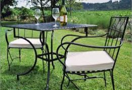 18-Great Usage of Garden Furniture